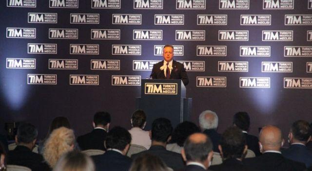 TİM Başkanı Gülle: Eylül ayında hepimize moral verecek bir ihracat rakamı gerçekleştireceğiz