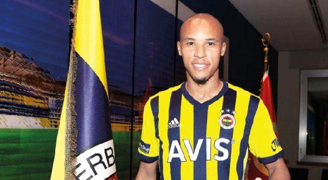 Tisserand Fenerbahçe'de