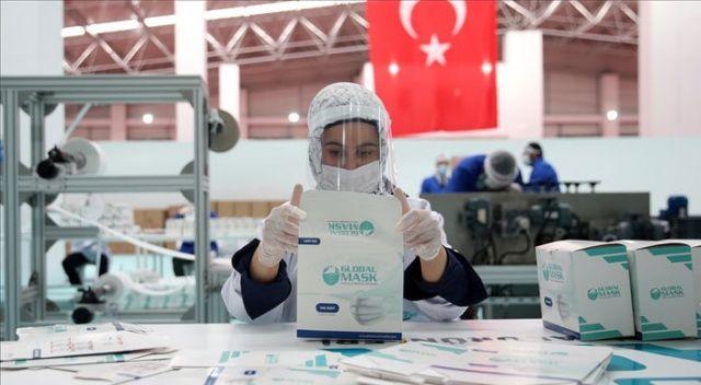 Türk şirketi NATO'ya bir milyar  maske gönderecek