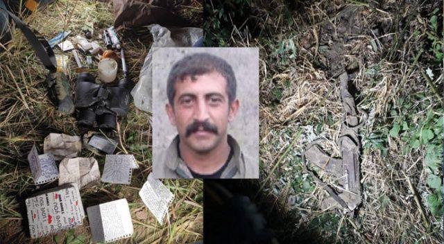 Turuncu listeye bir çizik daha: 'Baver-Çektar' kod adlı terörist tutuklandı