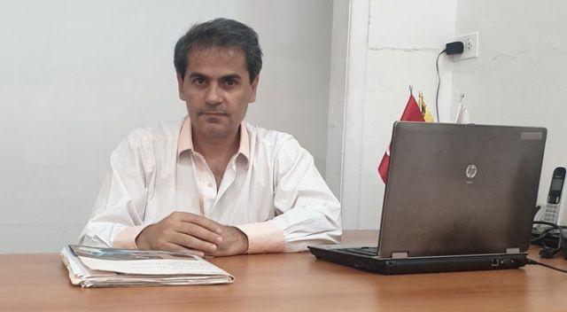 Venezuela'da bir Türk aday