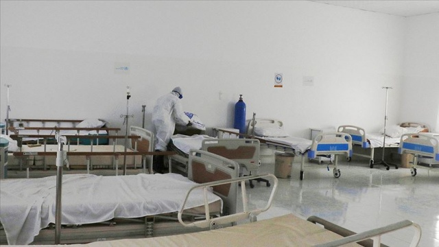 Yemen'de 1 milyona yakın Covid-19 vakası olmasından korkuluyor