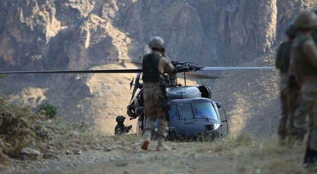 Yıldırım-11 Herekol Operasyonu'nda 3 terörist etkisiz hale getirildi
