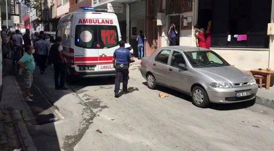 Gaziosmanpaşa'da kan donduran kadın cinayeti