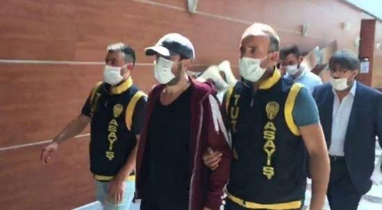 Halil Sezai tutuklama istemiyle mahkemeye sevk edildi