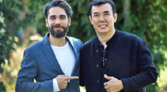 Kazak oyuncu Koyanbyaev: Türkiye ile kardeşiz