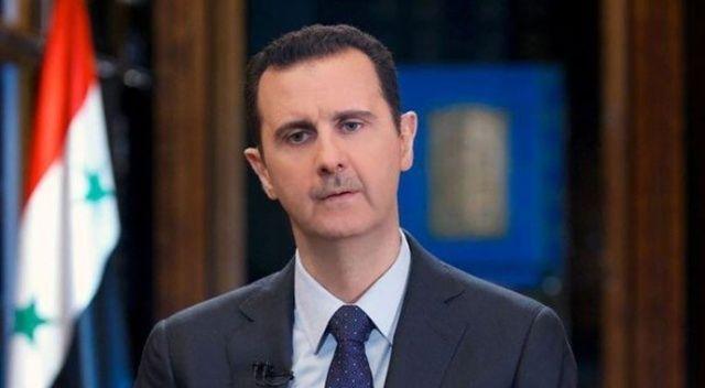 'Esad'ı ortadan kaldırın'