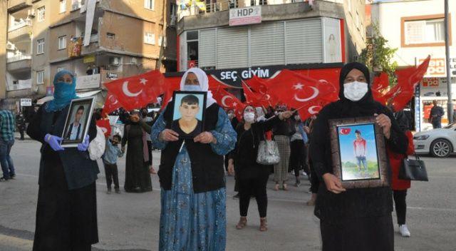 'HDP çocuklarımızı bize geri getirsin!'