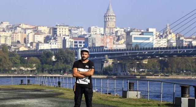 'İstanbul'da sanat hayalden öteydi'