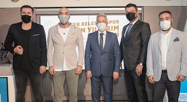 'Sercan Yıldırım Futbol Akademisi' açılıyor