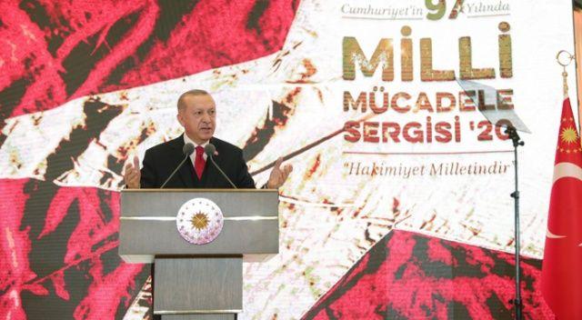 'Türk milleti ezana, bayrağa sahip çıktıkça istiklal mücadelesi bitmeyecek'
