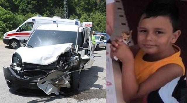 10 yaşındaki Eymen'in ölümüne sebep olan hemşire: Güneş gözümü aldı