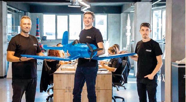 3D yazıcı Zaxe 8 milyon liralık yatırım aldı