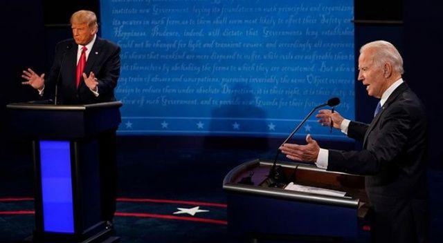 ABD'de başkanlık seçimleri anketinde Biden önde, Trump'ın hala şansı var