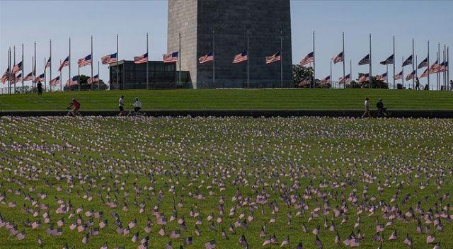 ABD'de Covid-19'dan ölenlerin sayısı 233 bini geçti