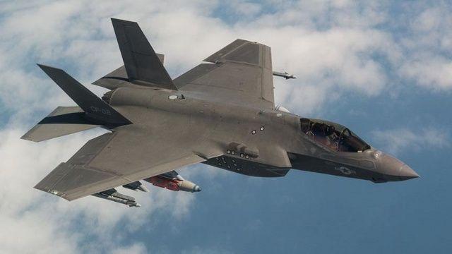 ABD Dışişleri Bakanlığından BAE'ye F-35 satışı konusunda Kongre'ye gayriresmi tebligat