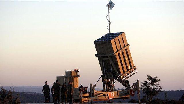 ABD'nin İsrail'den aldığı 'Demir Kubbe' hava savunma sisteminde ilk teslimat yapıldı