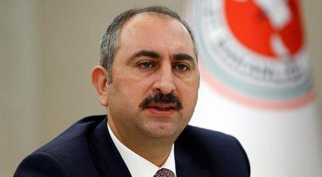 Adalet Bakanı Abdulhamit Gül: Bu alçaklığı lanetliyorum
