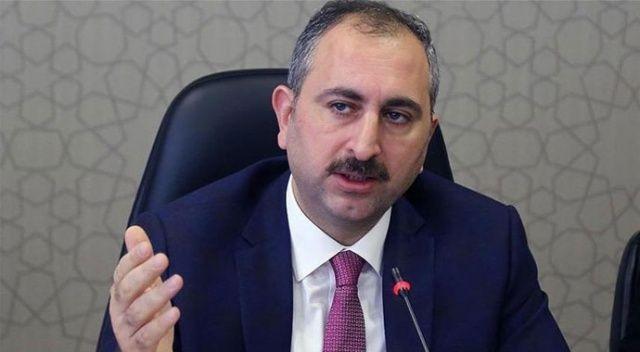 Adalet Bakanı Gül'den Hatay'daki terör eylemiyle ilgili açıklama