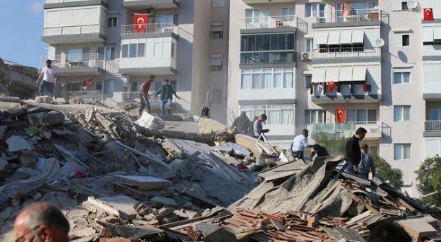 AFAD açıkladı: Ana şoktan sonra 484 artçı deprem yaşandı