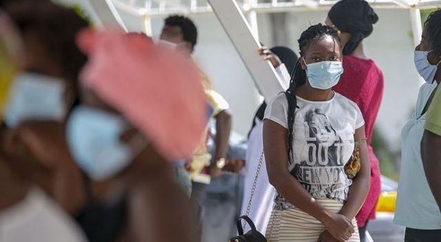 Afrika'da Covid-19 vaka sayısı 1 milyon 646 bini aştı