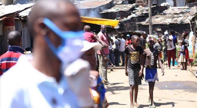 Afrika'da son 24 saatte 12 bin 56 kişide Covid-19 tespit edildi