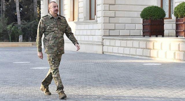 Aliyev rest çekti: Karışan olursa Türk F-16'larını görürsünüz