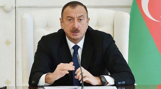 Aliyev: Türkiye'nin katılımı olmadan bölgedeki hiçbir sorun çözülemez