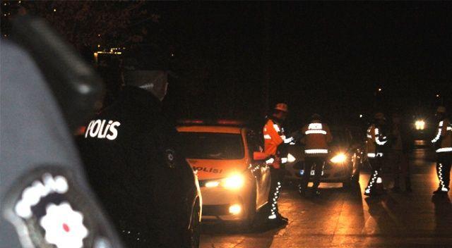 Alkol denetimlerinde sürücülere ceza yağdı