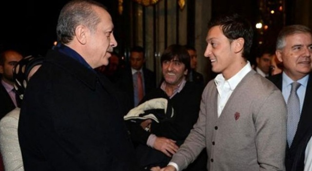 Alman basınından Azerbaycan'a destek veren Mesut Özil'e: Erdoğan'ın elçiliğini yapıyor