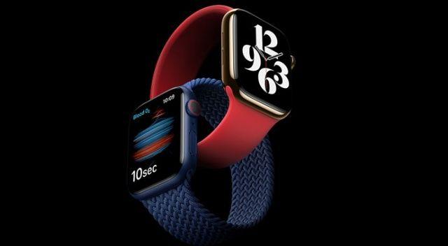 Apple Watch 6 ve Apple Watch SE Türkiye'de satışta