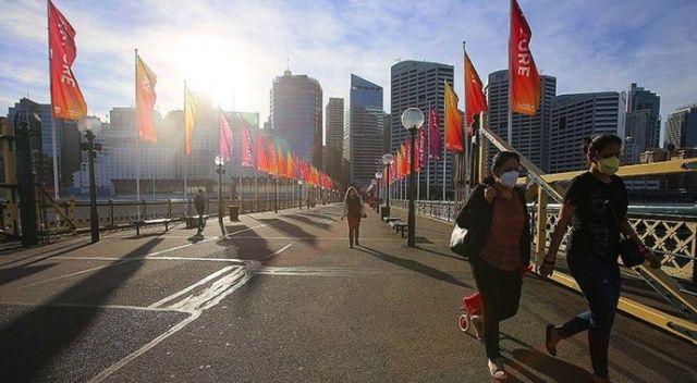 Avustralya'da Covid-19 vakalarındaki düşüş sürüyor