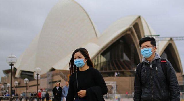 Avustralya'da son 24 saatte 18 yeni vaka