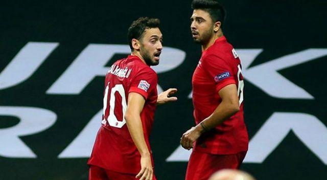 Ayak bileğinden sakatlanan Hakan Çalhanoğlu, Celtic maçında yok