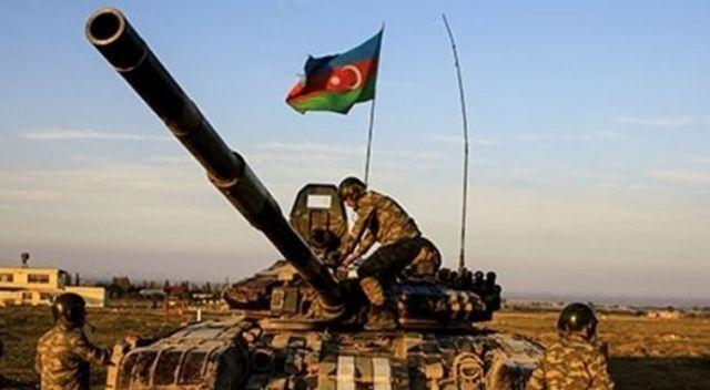 Azerbaycan, ateşkese rağmen saldıran Ermenistan askerlerini geri püskürttü