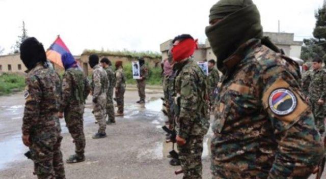 """""""Karabağ'da PKK'lılar Ermenistan'ın ilk savunma hattında görevlendiriliyor"""""""