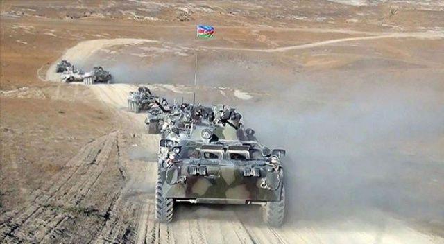 Azerbaycan Hocavend'nin 3 köyünü işgalden kurtardı
