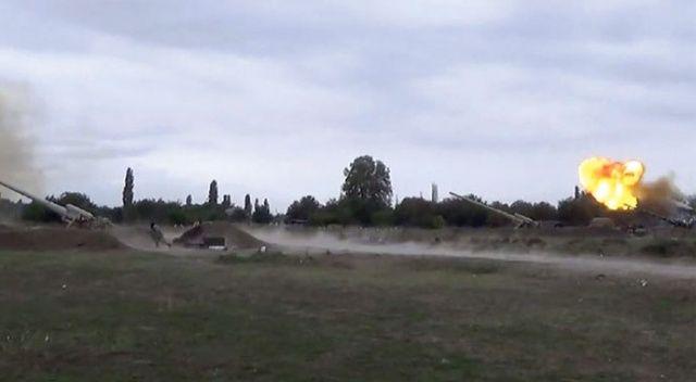Azerbaycan ordusu ilerleyişini sürdürüyor... 300 Ermeni askeri mevzilerini bırakarak kaçtı