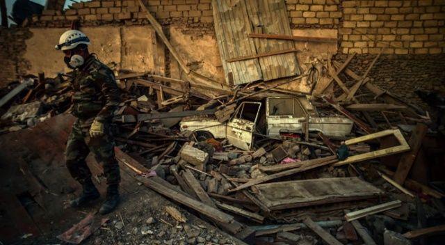 Azerbaycan ve Ermenistan arasındaki geçici ateşkes yürürlüğe girdi
