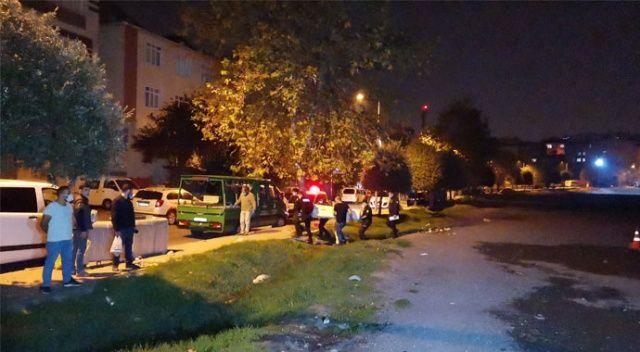 Bağcılar'da bir kişi başından vurulmuş şekilde bulundu