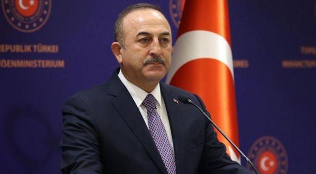Bakan Çavuşoğlu'ndan o küstaha cevap: Avrupa'nın ezik ırkçısı