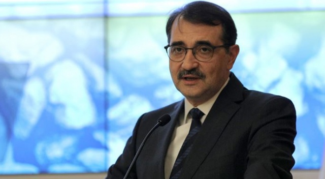 Bakan Dönmez: 'Akdeniz'de Selçuklu-1 kuyusundan ümitliyiz'