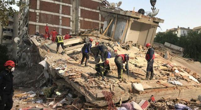 Bakan Karaismailoğlu'ndan İzmir depremiyle ilgili açıklama