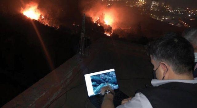Bakan Pakdemirli: Orman Teşkilatı 17 yangınla mücadele etti