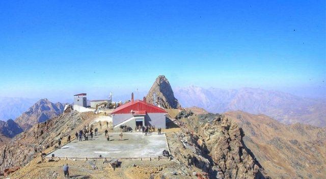 Bakan Soylu paylaştı... 3450 metrede, Türkiye'nin en modern üs bölgesi