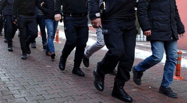 Balıkesir merkezli 8 ilde FETÖ operasyonu: 14 gözaltı