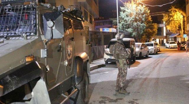 Beyoğlu'nda uyuşturucu operasyonu: Çok sayıda şüpheli yakalandı
