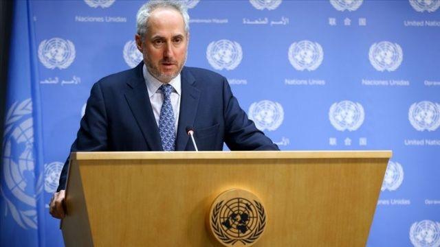 BM, Kıbrıslı tarafları ve garantör ülkeleri 'uygun bir zamanda' bir araya getirmeyi planlıyor