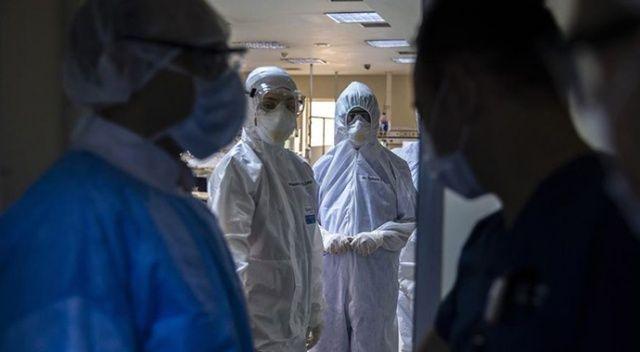 Brezilya'da 24 saatte koronavirüsten 497 kişi öldü
