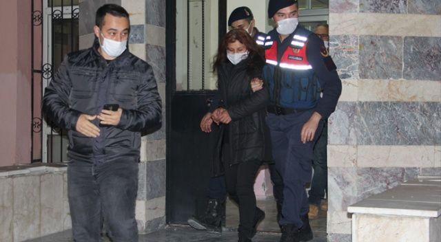 Cani kadın tutuklandı! Eşini neden öldürüp yaktığını anlattı
